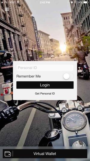 Harley Davidson Visa On The App Store