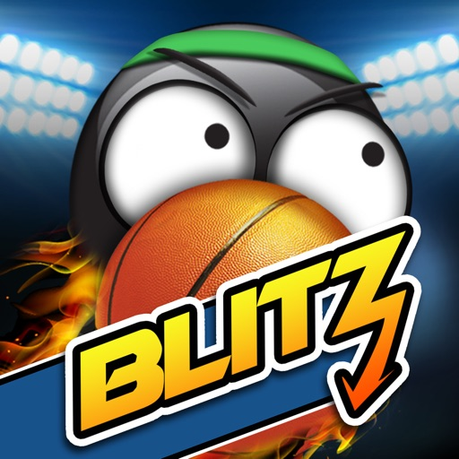 Stickman Basketball Blitz