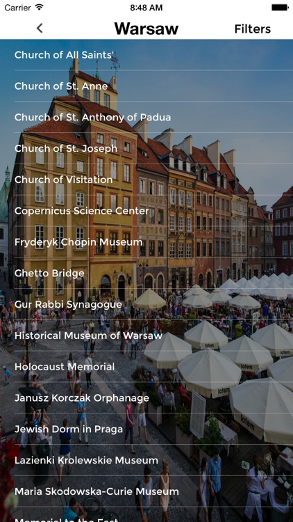 Poland: A Guide to Major Cities and Jewish Sites screenshot-3