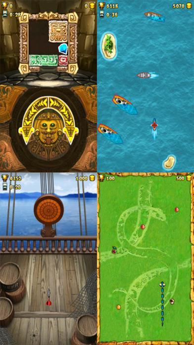 101-in-1 Games ! iPhone app afbeelding 2