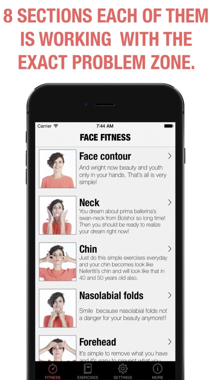 Face Fitness - exercises for your beauty & rejuvenation PRO