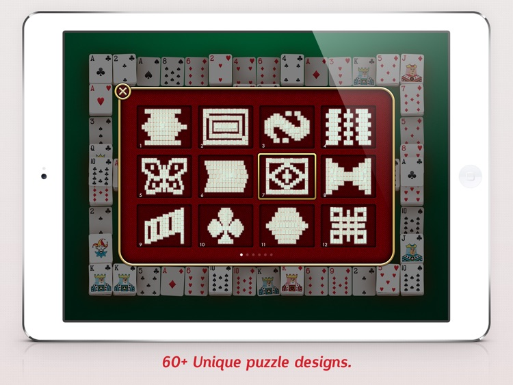 Mahjong Cards - Play classic mahjong solitaire with playing cards screenshot-4