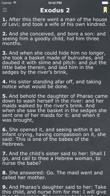Douay Rheims Catholic Bible with Apocrypha screenshot-3
