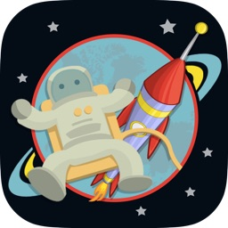 Space Rush - Moon Attack