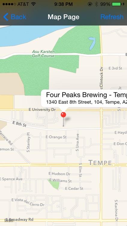 Southwest Brewery Finder screenshot-4