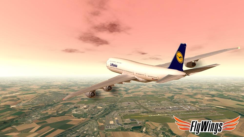 Flight Simulator Paris 2015 Online – FlyWings FREE TO PLAY