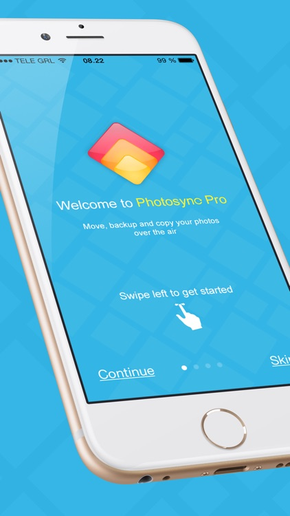 Photosync Pro - Quick & Easy Photo Backup with Dropbox and Google Drive