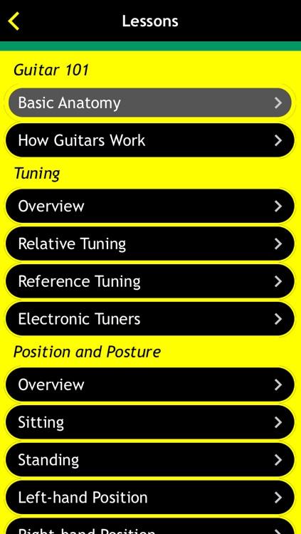 Guitar Basics For Dummies