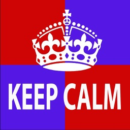 Keep Calm and Make Funny Poster
