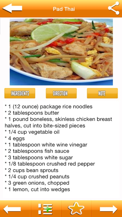 How To Cook Thai Food screenshot-1