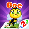 Toy Box Media Inc - KidsBook: Insects - Interactive HD Flash Card Game Design for Kids artwork