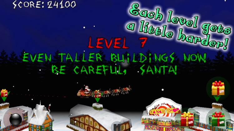 Christmas Run! Angry Santa's Revenge! FREE screenshot-1