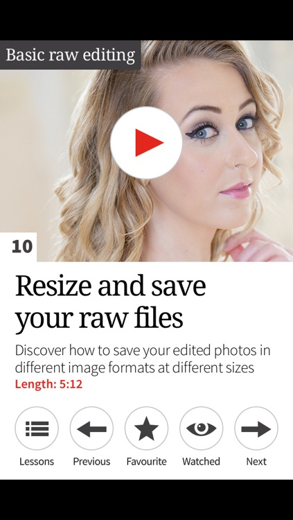 Teach yourself Raw in Photoshop screenshot-1