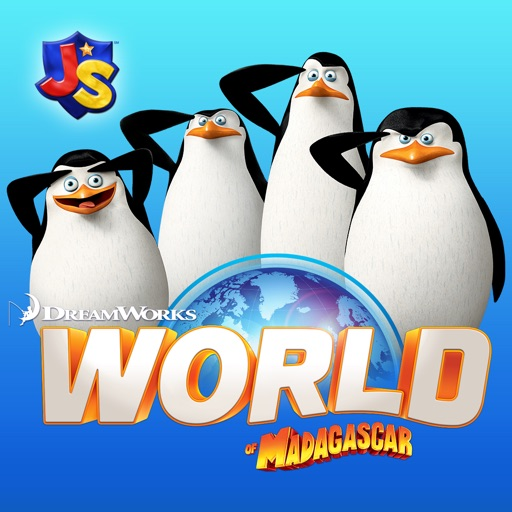 Kids Can Have Fun Learning While Saving Animals in World of Madagascar.