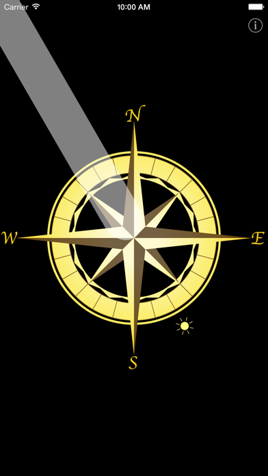 Compass Free screenshot one