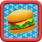 délicieux repas dans le restaurant heureux - recueillir des fast food gratuit icon