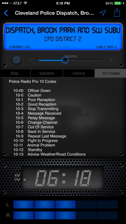 Police Radio Pro - Live Police, Fire and EMS