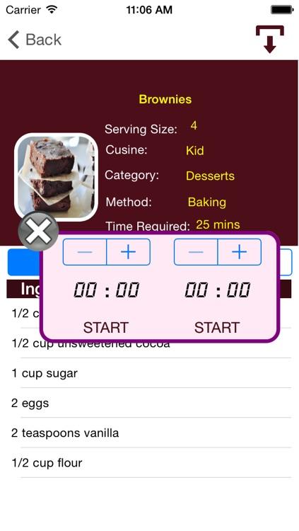 Cook Book (Recipe) screenshot-4