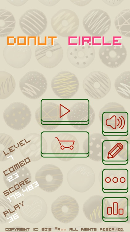 Donut Circle screenshot-3