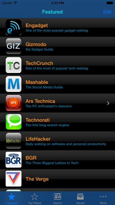 Inotechnews Tech News review screenshots
