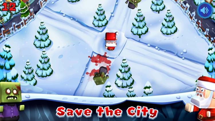 Santa The Zombie Hunter screenshot-3