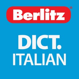 Italian - English Berlitz Basic Talking Dictionary