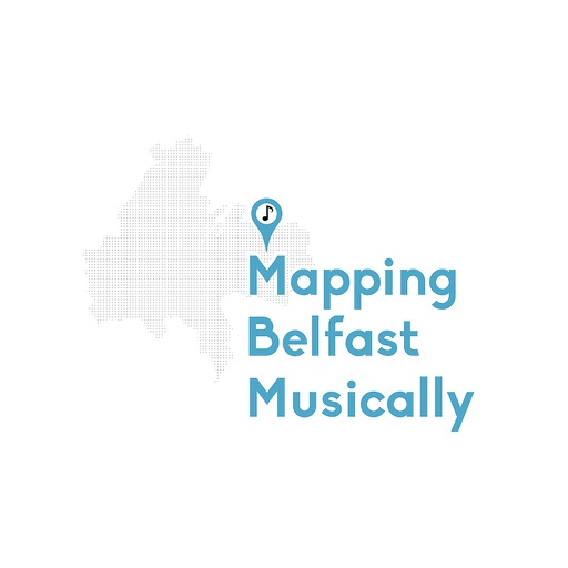Mapping Belfast Musically iOS App