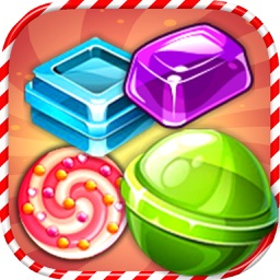 A Candy Match Master - Match the sweets to crush the lines