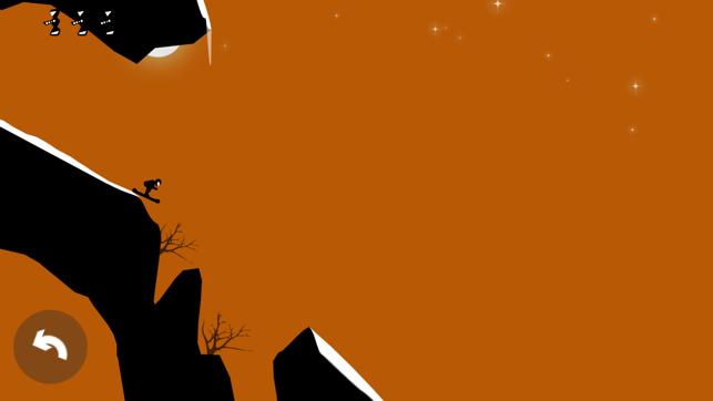 Krashlander - Ski, Jump, Crash! Screenshot