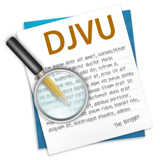 DjVu Viewer - Efficient DjVu Reader