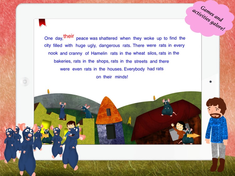 Pied Piper for Children by Story Time for Kids screenshot-3