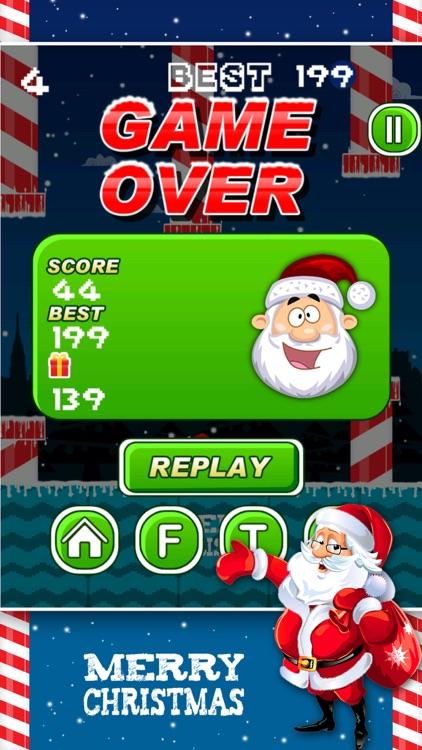 Flappy Santa Claus : Christmas Special screenshot-3