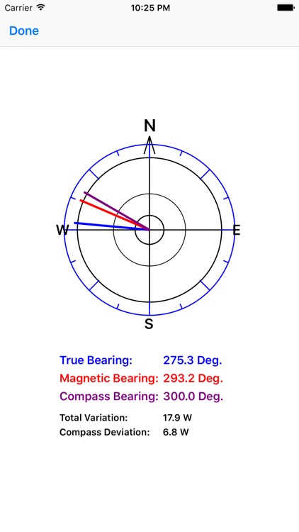 TVMDC Sailing & Marine Navigation Calculator screenshot-3
