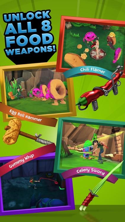 Food Battle: The Game screenshot-3