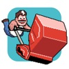 Mighty Mower – the retro 8 bit game adventure of extreme mowing - iPadアプリ