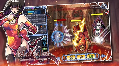 Monster Dungeons : Magic & Swords Free screenshot four