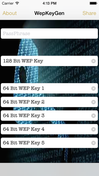 WiFi Password Finder for iPhone 6 & iPhone 6 Plus App
