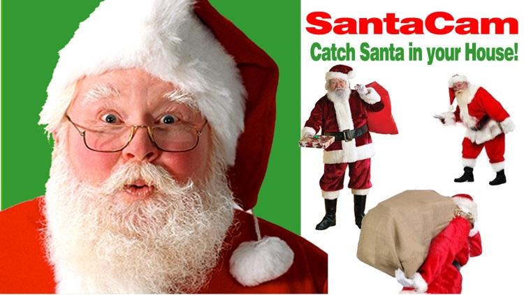Santa Spy Cam! I Caught Santa!
