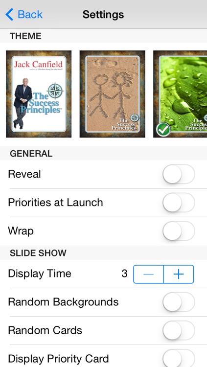 Jack Canfield Success Principles screenshot-3