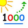 Contar hasta 1000 - LudoSchool