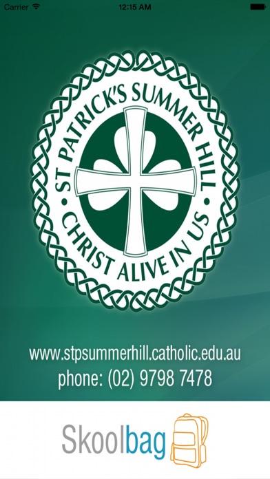 St Patrick's Catholic Primary Summer Hill - Skoolbag Скриншоты3