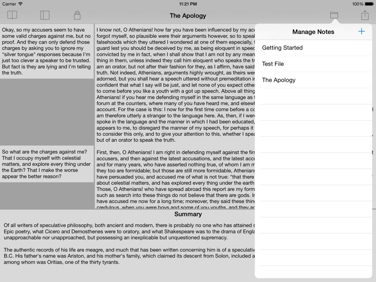 Cornell Notes - New screenshot-3