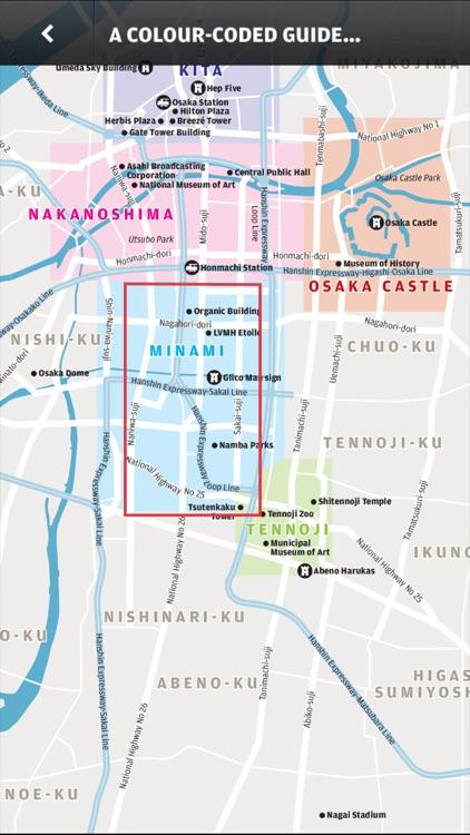 Osaka: Wallpaper* City Guide screenshot-4