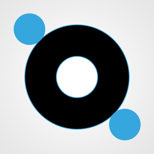 The Dot. (Punktar Blek Mania 2 - Avoid The Blue Micromon Attack)