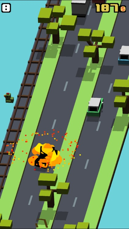 Smashy Road screenshot-1