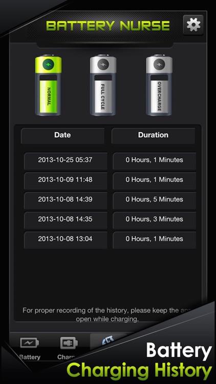 Battery Nurse - Magic App screenshot-3