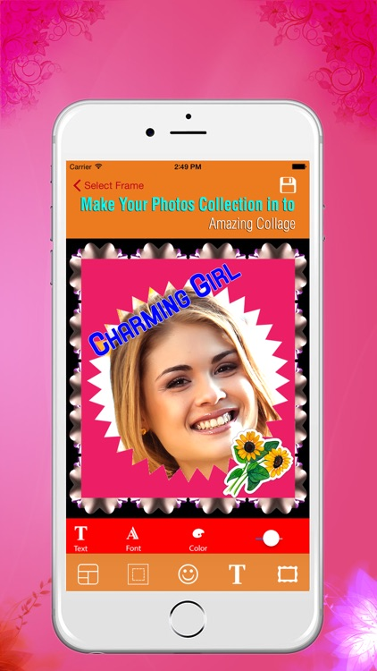 Picture Grid - Photo Collage Maker screenshot-4