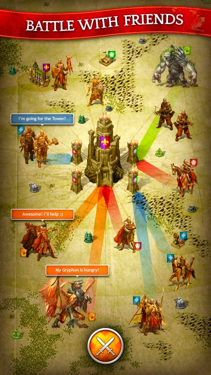 Kings of the Realm – Conquer the Throne screenshot-4