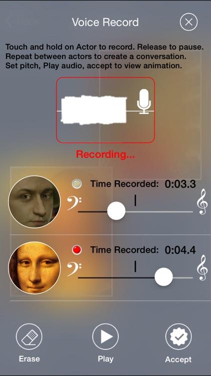 PhotoTalk Pro - All In One Talking Photo Creator/Editor screenshot-3