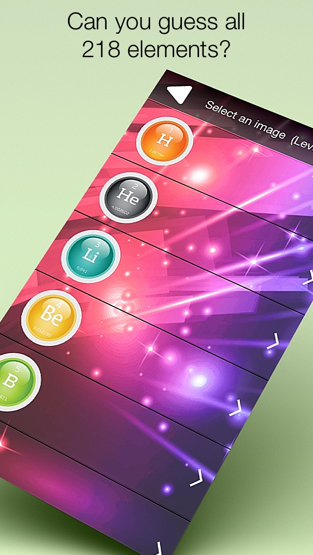 Quiz Pic Periodic Table Of The Elements Learning Game App Price Drops